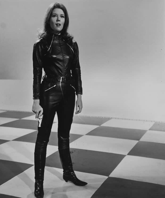 Diana Rigg - Avengers