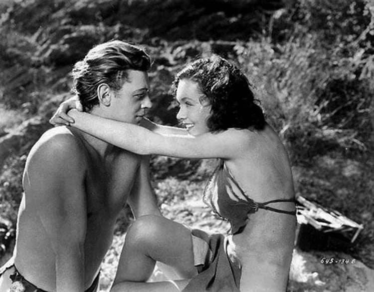 Tarzan et Jane