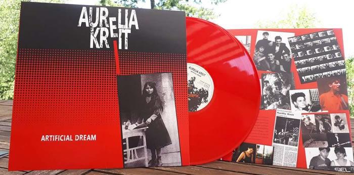 Aurelia Kreit chez Simplex Records
