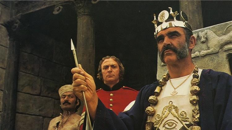L'homme qui voulut être roi