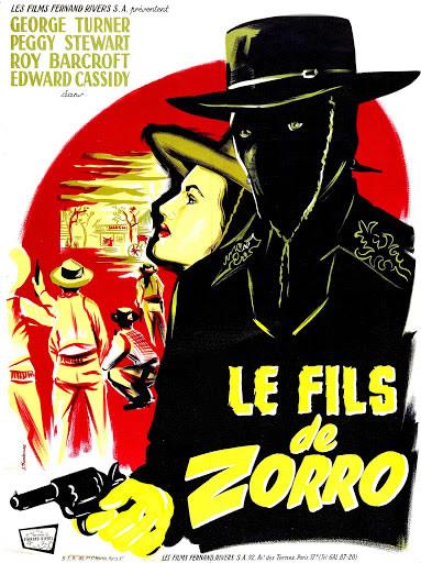 Le fils de Zorro