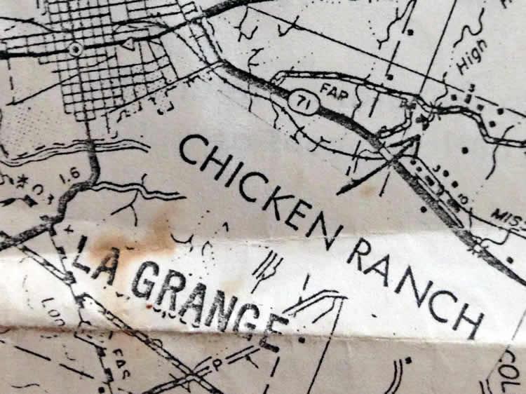 La Grange Texas