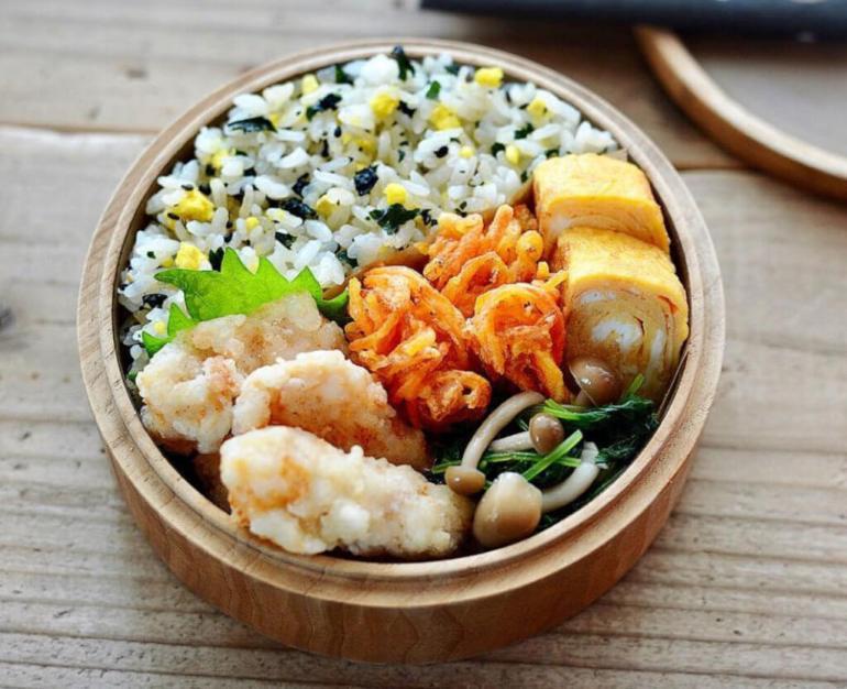 Japanese food Bento
