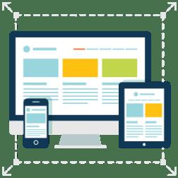 Responsive website development - Glocaldms.com
