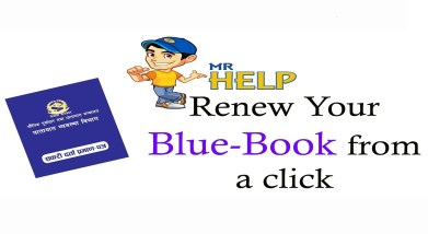 Mr Help Blue Book
