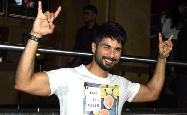 Shahid Kapoor says people are speaking up against censorship