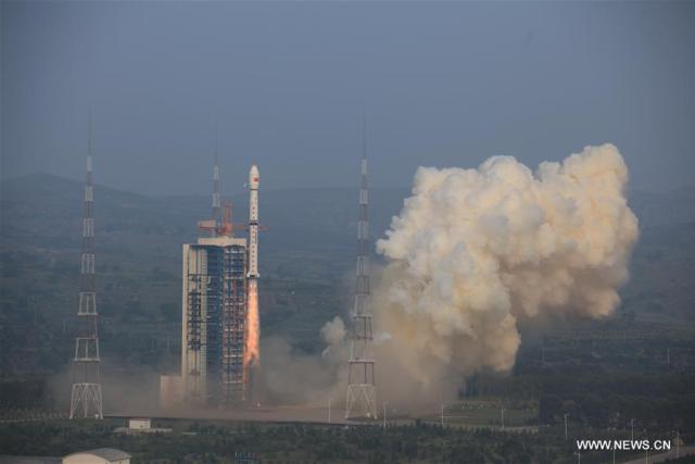 China Satellite 2