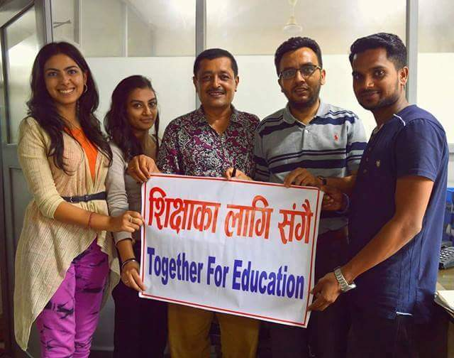 Together for Education