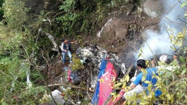 Fishtail air crash 5