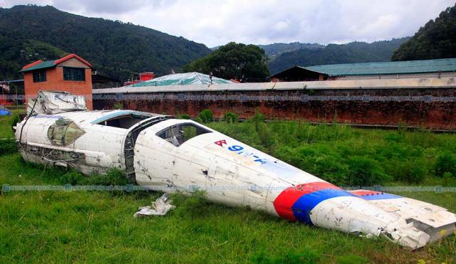 Hijack-Twin-Otter-aircraft---at-BP--Sundarijal-Museum--(1)