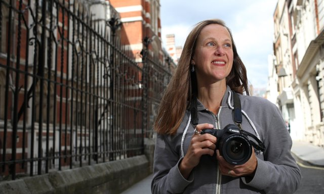 Suzanne Plunkett in London last year. Photograph: Dan Kitwood/Getty images