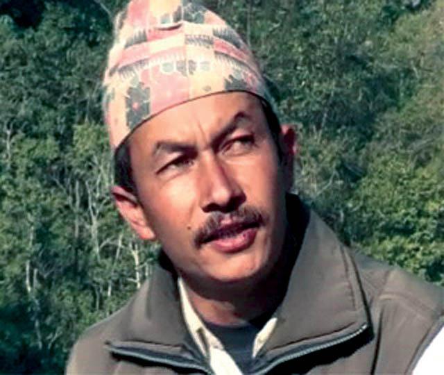Dekendra Thapa