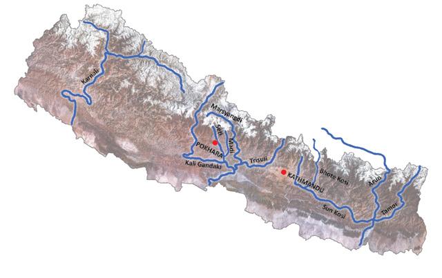 map-of-nepal