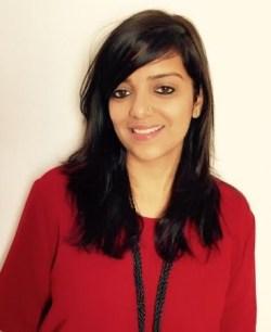 Yosha Gupta, founder of Lafalafa.com