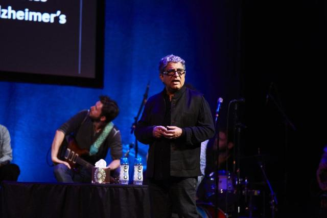 Deepak Chopra speaks at the 2016 FORBES Under 30 Summit. (Image: Jonathan Kozowyk)