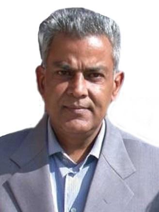 IoM Dean Dr Keshaw Prasad Singh.