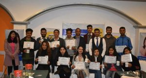 Public Speaking Workshop- Glocal Khabar