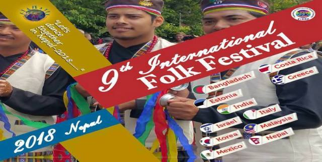 Ninth International Folk Festival- Glocal Khabar