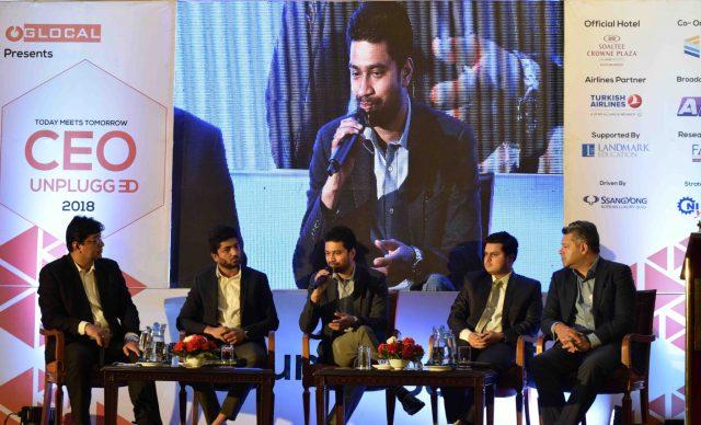 CEO Unplugged 2018 - Glocal Khabar