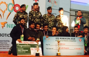 IOE ROBOCON-2018- Glocal Khabar