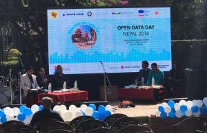 Open Data Day Nepal 2018- Glocal Khabar