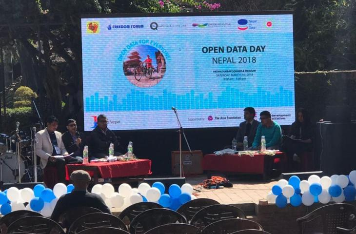 Open Data Day Nepal 2018- Glocal Khabar