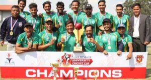 Tu lift University Cup T-20