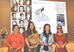 Women of the World Award 2018- Glocal Khabar