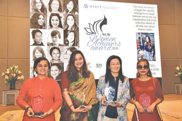 Women of the World Award 2018- Glocal Khabar