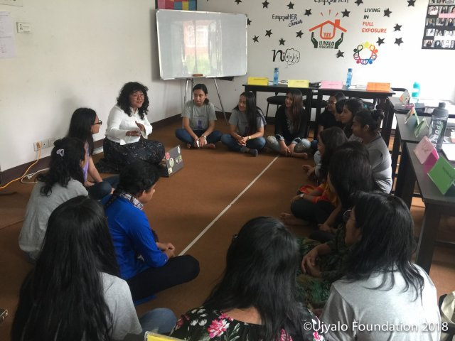 EmpowHER 4th Session Conducted with Sharing of Experiences