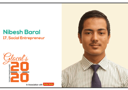 Nibesh Baral : An innovative social entrepreneur