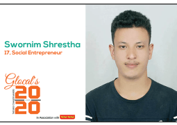 Swornim Shrestha: an Innovative Social Entrepreneur