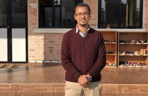 Kanishka Shakya: A man with sweet struggles