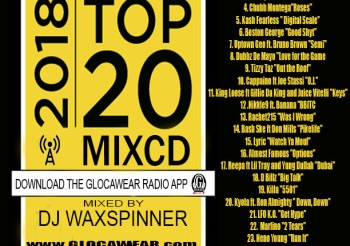 CheckOut Top 20 MixCd …mixed by: DjWaxspinner