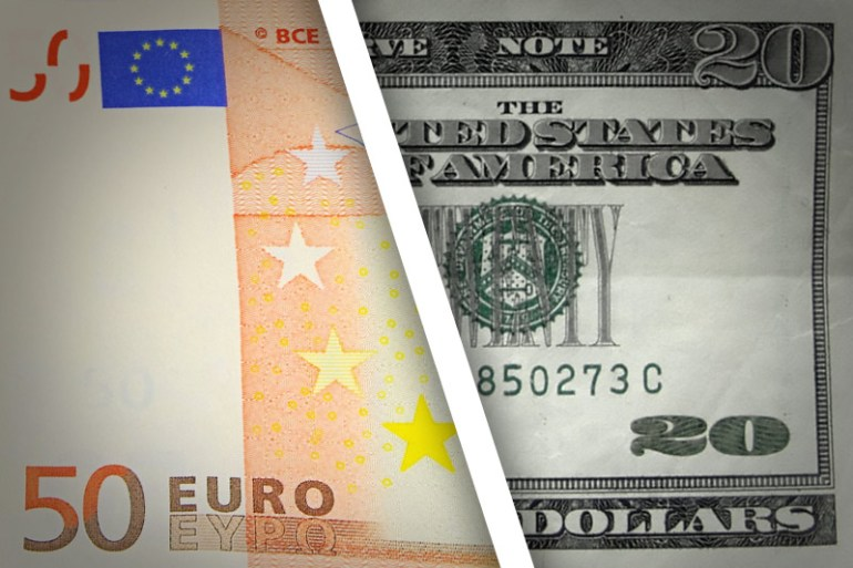EUR/USD gained more than 0.45% on Thursday to close above 1.09