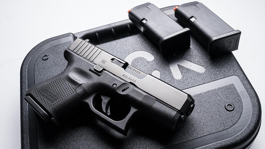 Differences between Gen 4, Gen 5, and FBI M pistols – The