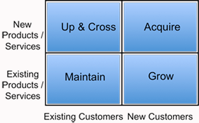 Customer Product/Service Mix