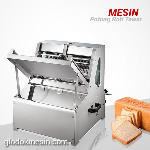Mesin Potong Roti Tawar