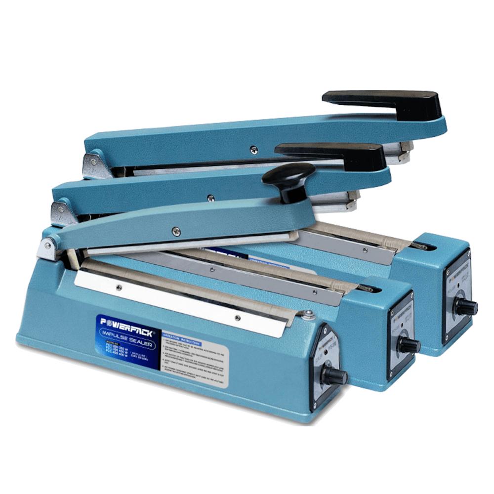 Alat Press Plastik atau Hand Sealer POWERPACK ALUMUNIUM