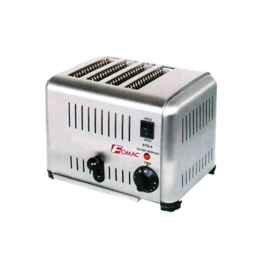 Mesin Bread Toaster FOMAC BTT DS4