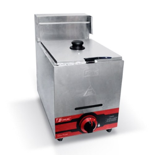 Mesin Gas Deep Fryer 7 Liter Glodok Mesin