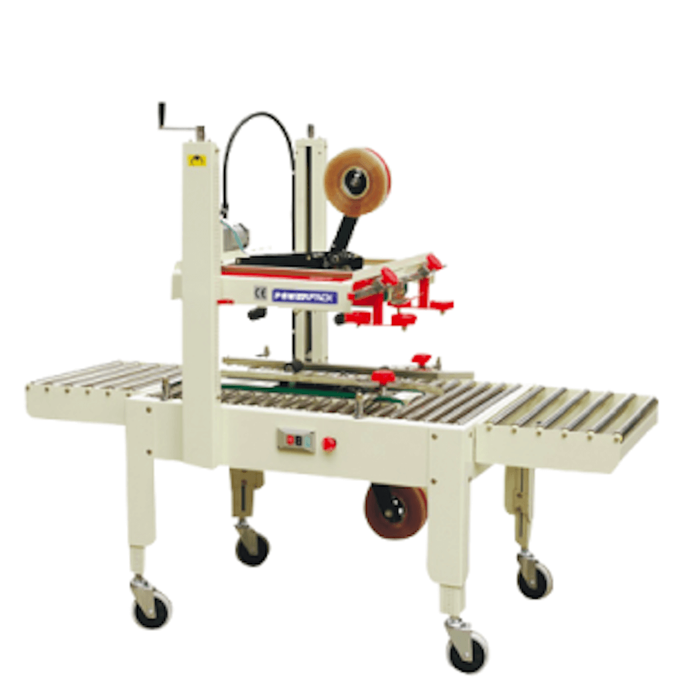 Mesin Sealer Karton FXJ-6050 Atau Mesin Carton Sealer
