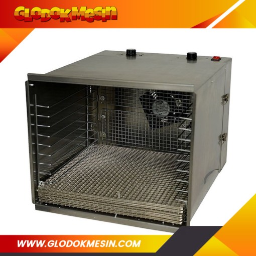 Oven Pengering Food Dehydrator FOMAC DHY-D10A
