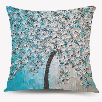 Sferra Charlotte Throws Pillows 4 Colors