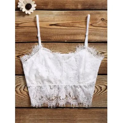 Lace Crop Top BH