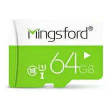 Gearbest Mingsford Micro SD / TF Memory Card Class 10