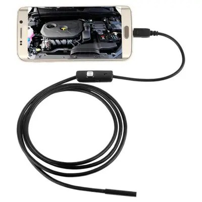 3.5m Mini Android Endoscope - BLACK220736101