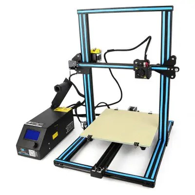 Creality3D CR - 10S 3D Printer Upgrade Version - US PLUG UPGRADED VERSION BLUE