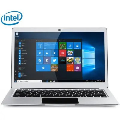 Gearbest Jumper EZBOOK 3 PRO Notebook - 64GB + DUAL WIFI SILVER 13.3 inch Windows 10 Home Intel Apollo Lake N3450