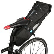 ROSWHEEL 131372 Water-resistant 10L Bike Tail Bag Pack